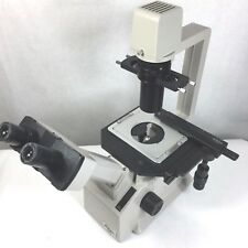 Nikon TMS Inverted Phase Contrast Microscope, Warranty!