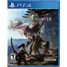 Monster Hunter: World - PlayStation 4 pre order 01/26/2018