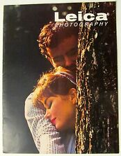 1962 LEICA MAGAZINE Vintage Photography WILDER MOVIE TIFFIN BUCHHOLZ Mili cover