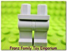 Lego Harry Potter Minifig Light Bluish Gray Legs Castle Star Wars Body Part Euc