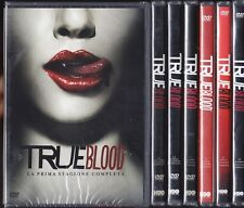 33 Dvd x 7 Box Cofanetti TRUE BLOOD ♦ STAGIONI 1+2+3+4+5+6+7 serie completa