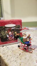 Hallmark Santa's Flying Machine