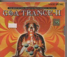 Goa Trance II - The Best Of Goa Trance & pshychedelic Techno  [Cd]