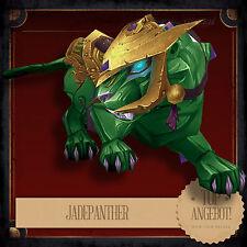 » Jadepanther | Jade Panther | World of Warcraft | WoW | Reittier | Mount «