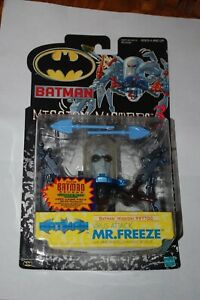 Virus Attack Mr. Freeze-Batman Mission Masters 3-BAS-MOC