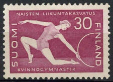Mint Hinged Postage Finnish Stamps