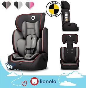 Lionelo Levi Simple Seggiolino auto gruppo I II III 9-36kg cresce con il bambino