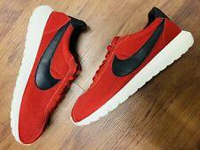 Rare Nike Roshe LD-1000 Gym Red / White Men's Shoes LE Retro Size 13 844266-601