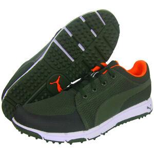Puma Men's Grip Sport Spikeless Mesh Golf Shoe (size 8.5 unused)