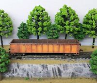 HO Scale Custom Painted Weathered Train Union Pacific Gondola Car