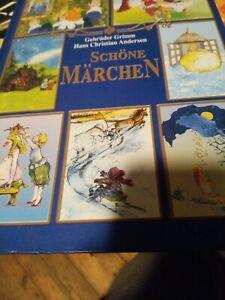 Gebrüder Grimm + Hans Christian Andersen - Schöne Märchen - Gebundene Ausgabe