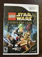 LEGO Star Wars: The Complete Saga (Wii, 2007)