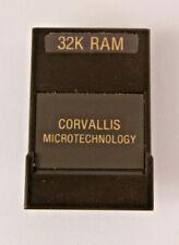 CORVALLIS 32K RAM Memory Module for Hewlett Packard HP-71B Vintage Calculator