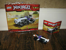 Lego Ninjago #20020 Mini Turbo Shredder