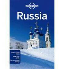 Lonely Planet Russia (Travel Guide)-ExLibrary