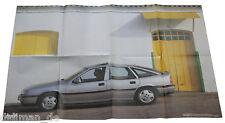 Poster Opel Vectra GT 2.0i (aus der Opel-Zeitschrift Start) - Top-Zustand!