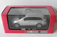 AUDI Q7 4.2 QUATTRO V8 2006 SILVER SANMODEL DESIGN 43KFB39S 1/43 HIGHSPEED SMD
