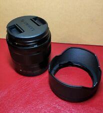 Panasonic Lumix G Vario 35-100 mm f/4.0-5.6 MEGA O.I.S TELEZOOM Objectivement m43