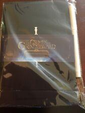 Harry Potter Wizarding World Crate Fantastic Beasts Grindelwald Dark Sketchbook