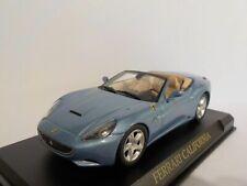 1/43, Scale, Ferrari California - Blue,  Car, New, &, Sealed.