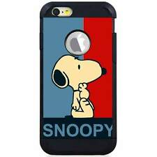 Apple iPod Touch 5/6 5th/6th Gen. Hybrid Case Cover Snoopy Polo