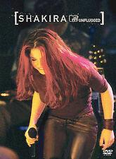 Shakira - MTV Unplugged,Excellent DVD, Shakira, Milton Lage