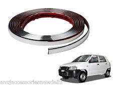 Kozdiko Side window chrome beading roll 20Mtrs 10MM for Maruti Suzuki Alto
