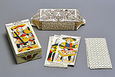 TAROT DE MADENIE 1709 LIMITED ED. MARSEILLE CARD DECK + WRAP