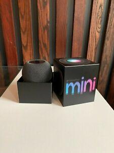 Apple HomePod Smart Speaker - Space GrayBRAND NEW Open Box MY5G2LL/A