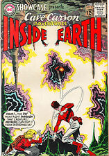 Showcase Comics #52  Cave Carson TNT Cover - (Grade 6.5) 1964