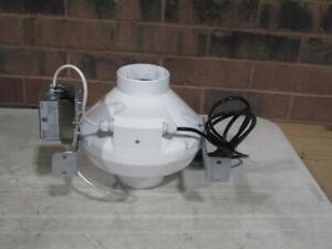 "Vents US VK 100 PS 4"" Dryer Booster Fan"
