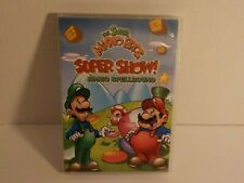 Super Mario Bros. Super Show - (DVD, 1989) MARIO Spellbound Cartoon NES