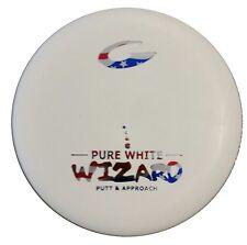 å¹³ New Gateway Wizard Pure White Disc Golf Putter Approach Disc å¹³