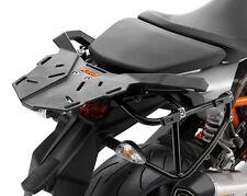 OEM KTM TOP CASE BAG BLK & CARRIER 690 DUKE 2013-2016 6201292700030 76012927044