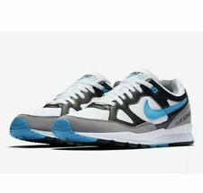 Nike Air Span II 2 Size12 Laser Blue Dust White Black New With Box Free Shipping