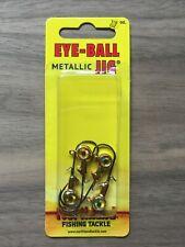 Northland Fishing Tackle - Metallic Eye-Ball Jig® - 1/8 oz. - Various Colors