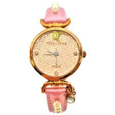 Orologio MINI WATCH 3D ref. MN117048 Donna cassa rame pelle rosa con perle