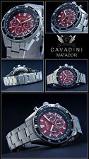 Matador Men's/Chronograph Rotating Bezel Luxury Pur in Model-2014