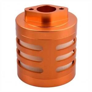 RC Aluminum Air Filter Gold w/Sponge For RC HPI 1:5 Engine Baja 5B 5T KM Rovan