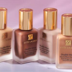 Estee Lauder DOUBLE WEAR Stay In Place Makeup Foundation DUSK 3C1 1oz 30ml NIB