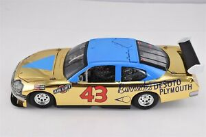 2008 Richard Petty Charger #43 1st Win 1959 Plymouth Burnside 1 of 43 FRFO GOLD