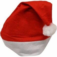 1pcs Xmas Santa Hat Budget Christmas Fancy Dress Costume Accessories