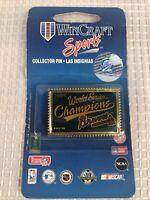 Vintage Atlanta Braves 1995 World Series Champions Pin New Sealed WinCraft NEW