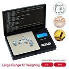 Balance de pesage pour bijoux en or numérique de poche 500g / 0.01g grammes FR