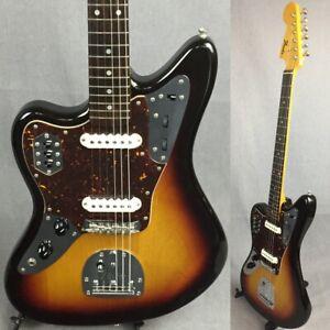 Fender Japan JG66 LH 3TS Jaguar Lefty Electric Guitar