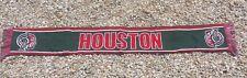 Houston Aeros Hockey Scarf  ~ AHL Scarf