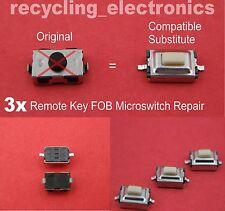 Interruptores Micro Microinterruptor para Rover 75 MG Mando A Distancia Llave