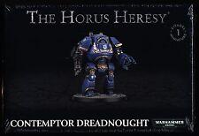 Warhammer 40K Horus Heresy Contemptor Dreadnought New/Sealed