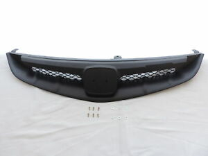 New Mg style Grille Unpatined For 2006 2007 2008 Acura CSX FD Type R