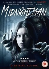 The Midnight Man [DVD]      Robert Englund (Freddie) 2018 NEW horror movie Scary